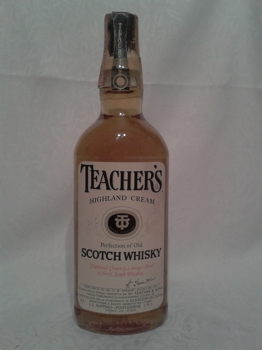 Teacher's white lable