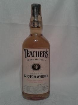 Teacher's white lable