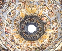 frescoes of the florentine dome