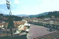 Greve - the market square