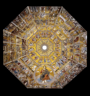 baptistery dome